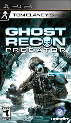 Tom Clancy's Ghost Recon: Predator cover