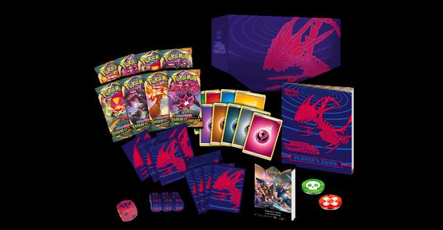 Pokémon Trading Card recebe a forma Gigantamax de Charizard e Eternatus na nova expansão