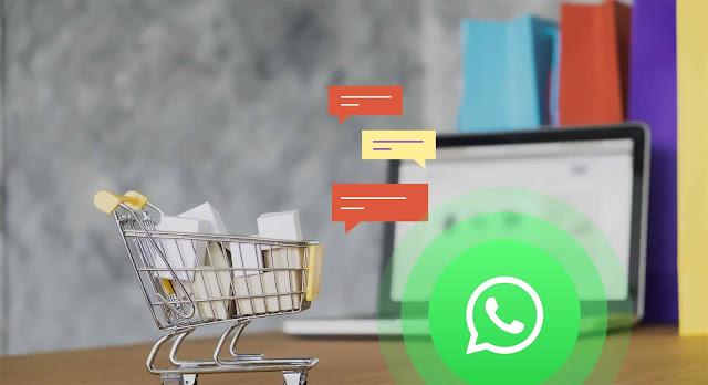 """واتساب تضيف خاصية """"عربات التسوق"""" للتبضع عبر التطبيق"""