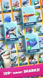 تحميل لعبة hungry shark heroes مهكرة من ميديا فاير