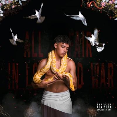 J Molley - All Is Fair in Love & War (2020) - Album Download, Itunes Cover, Official Cover, Album CD Cover Art, Tracklist, 320KBPS, Zip album