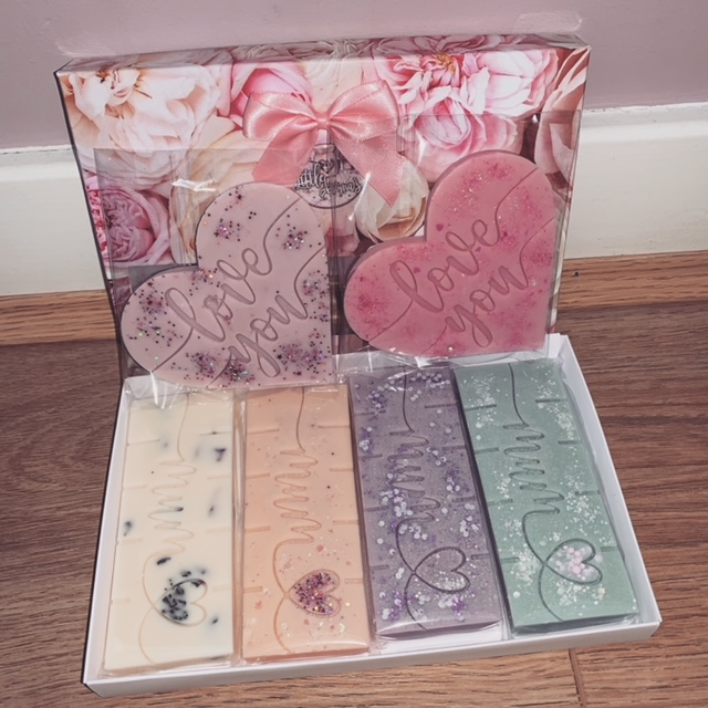 Mother's Day Wax Melt box