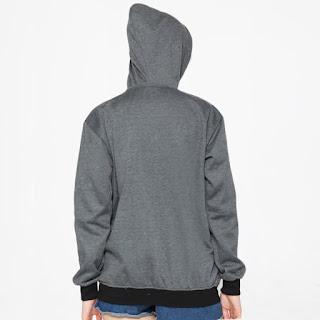 JAVA SEVEN DED 618 Sweater Wanita - Abu- abu