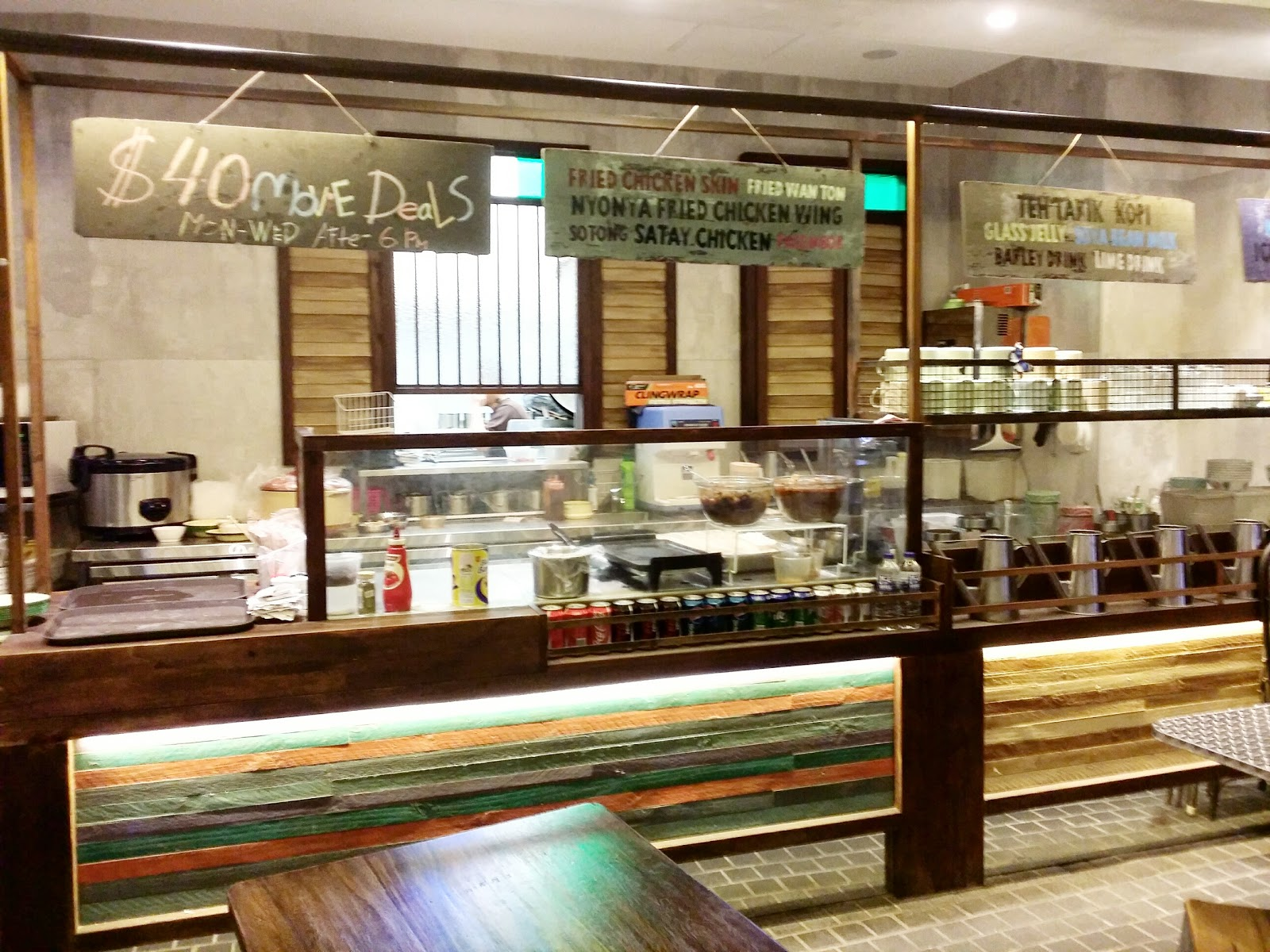 The hungry foodtech sedap malaysian restaurant for The east asian dining t nagar