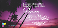 Happyness is Greater Shared Palm Beach Purple