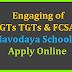 Navodaya Recruitment for PGT TGT Vocational Teachers and Administrators - Apply Online