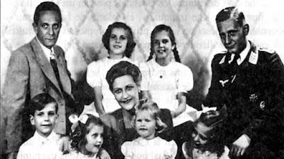 El secreto de la familia Goebbels