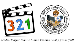 Media Player Classic Home Cinema 1.8.3 (x86) (x64) Bit