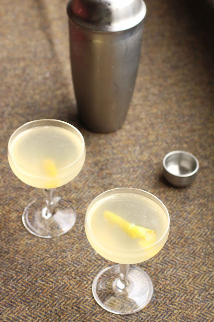 gin citron lillet cocktail