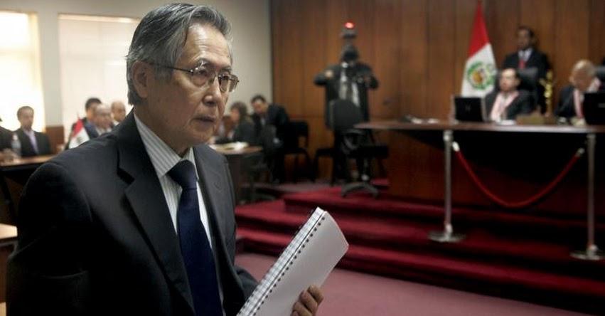 Solicitarán al INPE señalar el penal donde estará expresdiente Fujimori