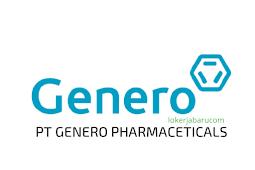 Lowongan  Kerja PT Genero Pharmacuiticals