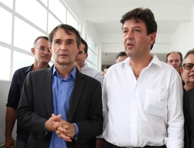 Romero Rodrigues é recebido, nesta quinta, pelo ministro da Saúde