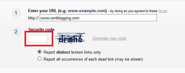 Cara Cek link error atau link rusak pada blog dengan mudah