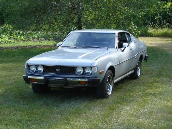 Toyota Celica GT Liftback 1977 | Auto Restorationice