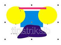 cara menggabungkan beberapa objek gambar vektor dengan corel draw  cara menggabungkan beberapa objek gambar vektor dengan corel draw