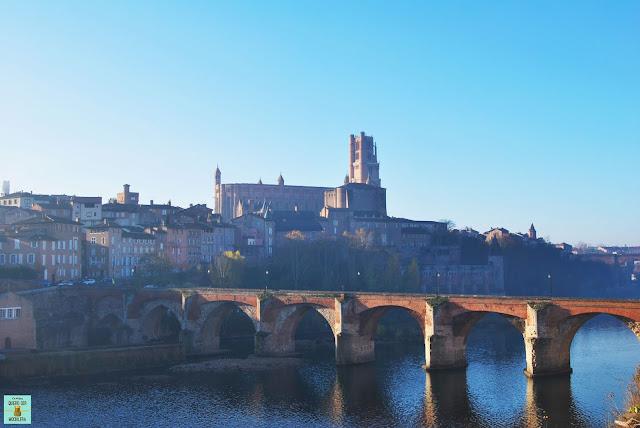 Puente Viejo de Albi, Francia
