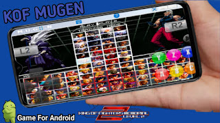 King Of Fighters Memorial Level 2 Game Android