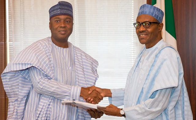 2023 Presidency: President Buhari's Kinsmen Endorse Bukola Saraki To Replace Their Brother