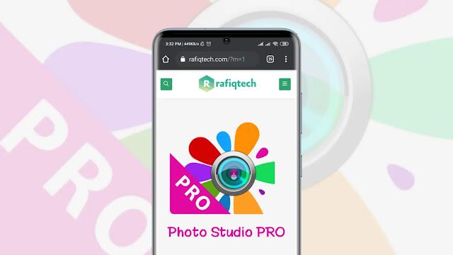 تحميل برنامج Photo Studio PRO للاندرويد اخر اصدار
