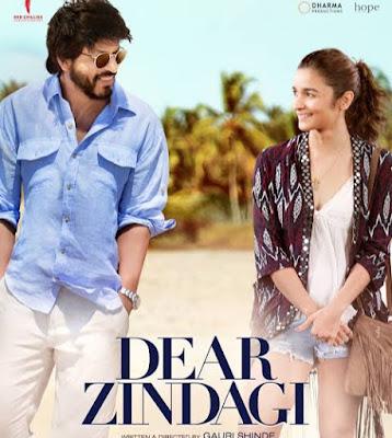 coolmoviez - download Dear Zindagi full movie in 720p free