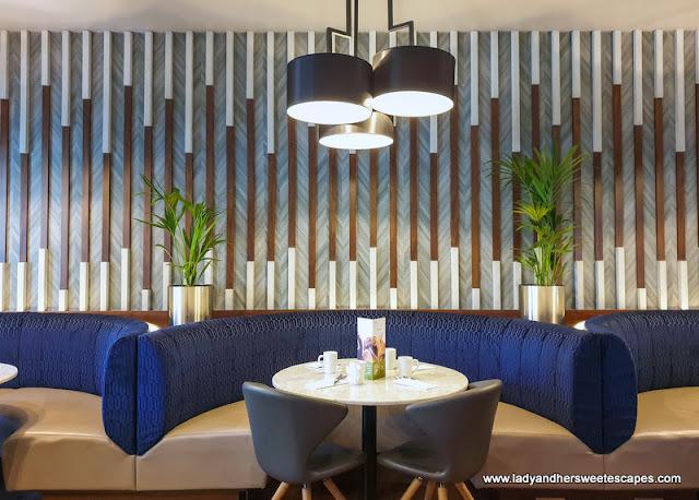 Premier Inn Al Jaddaf Nuevo restaurant