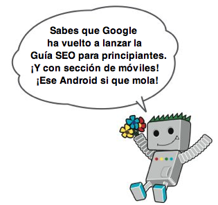 Guía de posicionamiento de Google