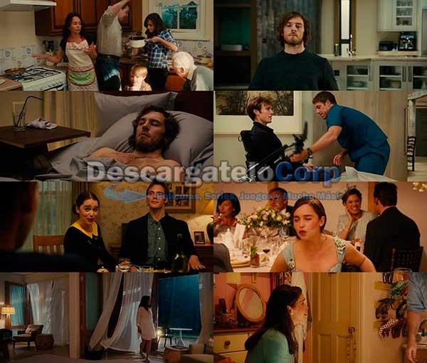 Yo Antes de ti DVDRip Español Latino