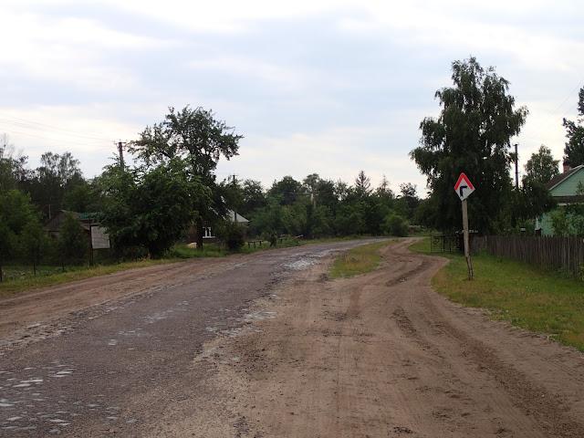 Również Polesie cechuje się różnorodnością stanu dróg