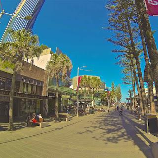 Cavill Mall