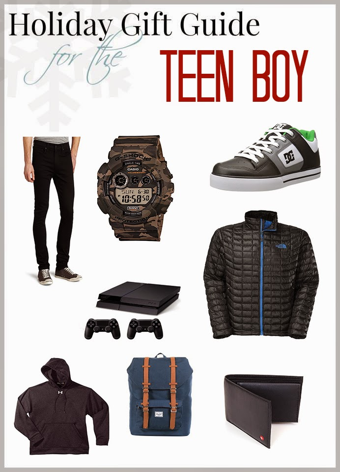 DIY180 Holiday Gift Guide For The Teen Boy