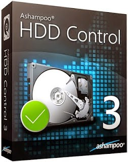 Download Ashampoo HDD Control 3.00.00 + Serial