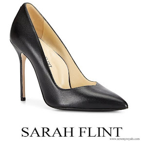 Meghan Markle wore Sarah Flint Perfect Pump