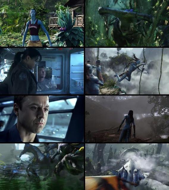 Avatar (2009) BluRay 480p [500MB] | 720p [1.2GB] | 1080p [1.8GB] | {Hindi English} Download