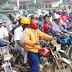 BREAKING NEWS! Lagos Bans Okadas, Tricyles, Including Opay, Gokada
