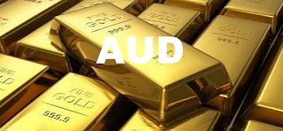 Australia Gold price : 1 oz Gold price in Australian Dollar (AUD) 1 XAU to AUD