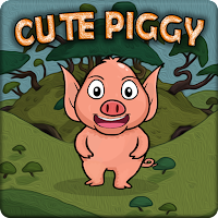 Cute Piggy Escape Walkthr…
