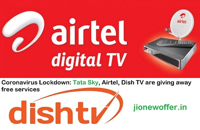 Coronavirus Lockdown: Tata Sky, Airtel, Dish TV are giving away free services