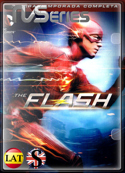 The Flash (Temporada 1) HD 1080P LATINO/INGLES