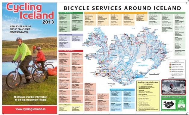 Viajar por Islandia en Bicicleta