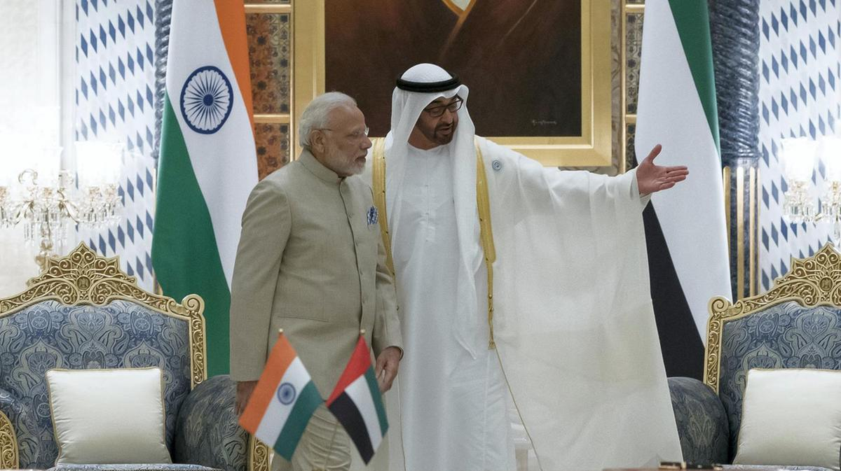 Indian PM Narendra Modi's visit to UAE shows strength of friendship between two countries