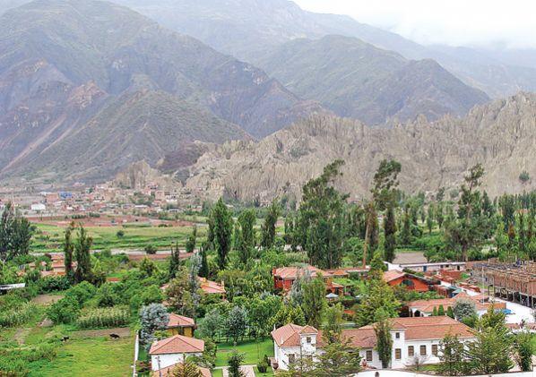 Mecapaca: municipio paceño (Bolivia)
