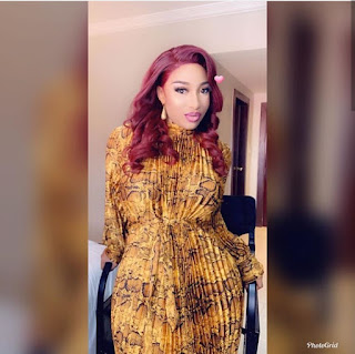 'I Have Never Been To Any Of My Friends House' - Tonto Dikeh Reveals