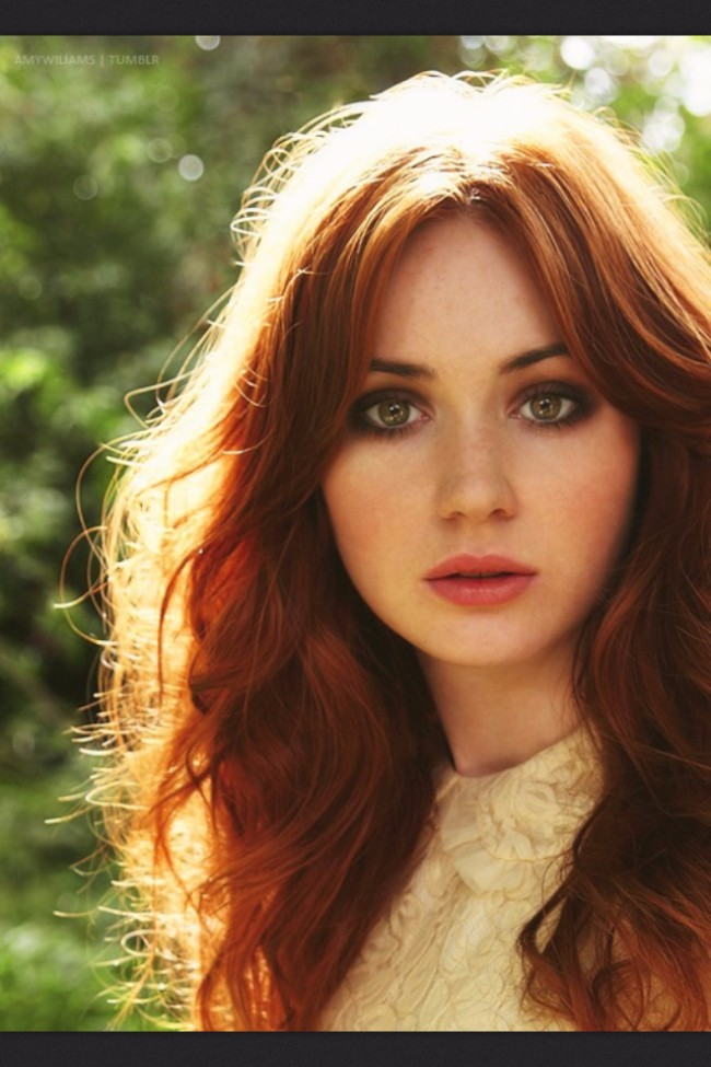 Hair Color Inspiration For Girls With Pale Skin The