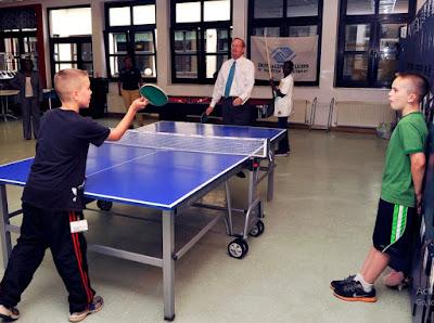 Tenis Meja Anak