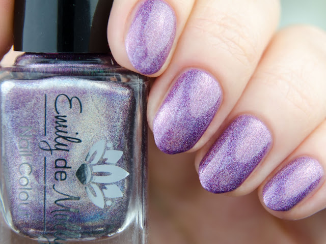 Emily de Molly Fix Up, Look Sharp swatch