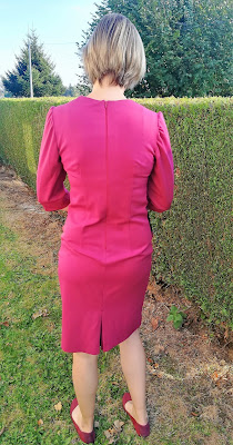 couture robe femme