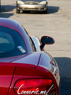 Gen 3 Dodge Viper Rear Fender Curve