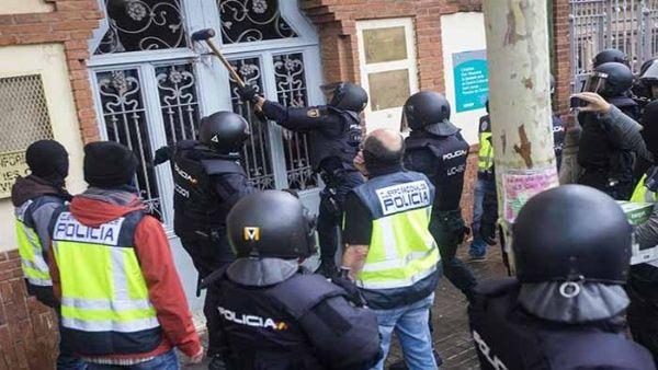 ONU insta a Gobierno español a investigar violencia en Cataluña