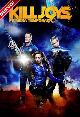 Killjoys (TV Series) S01 DVD R1 NTSC Latino 2xDVD5