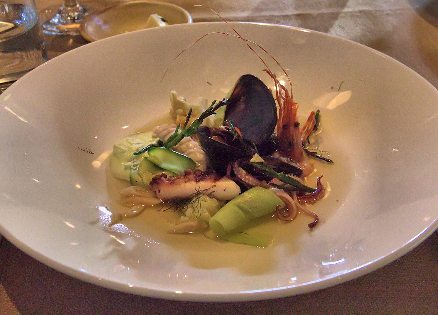 Southwest Florida Forks: Dinner at the Conservatory at Greystone